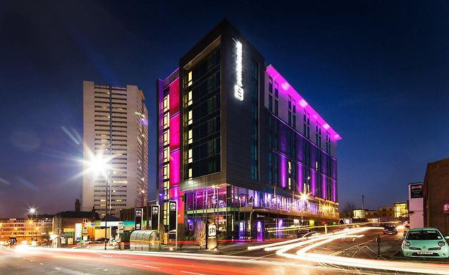 Pentahotel Birmingham 4 Star Accommodation In City Centre From 134